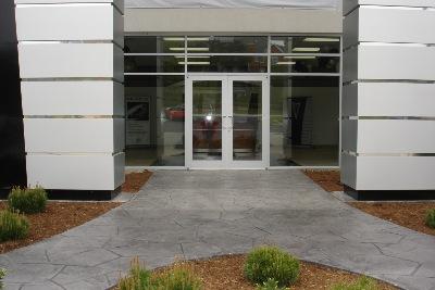 Commercial Glazing Division - Rainbow Glass & Trim Ltd.