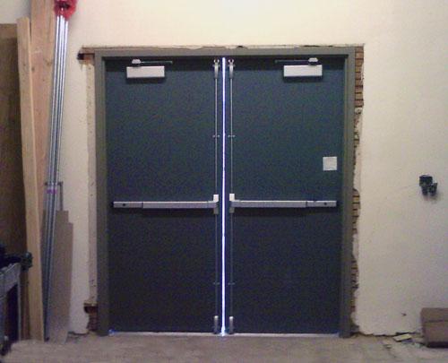 Procraft Door Amp Glass Hollow Metal Doors Amp Panic
