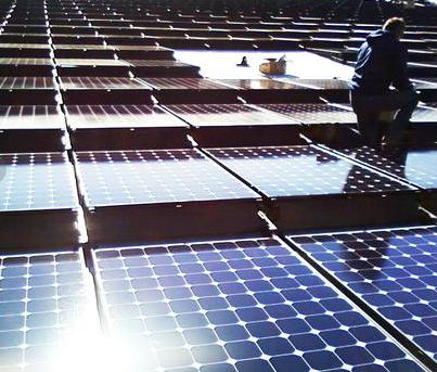 Solar Panels - Tamco Construction, LLC