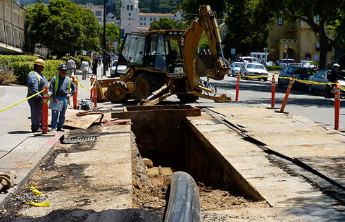 TRENCHING - Precision Directional Boring, Inc.