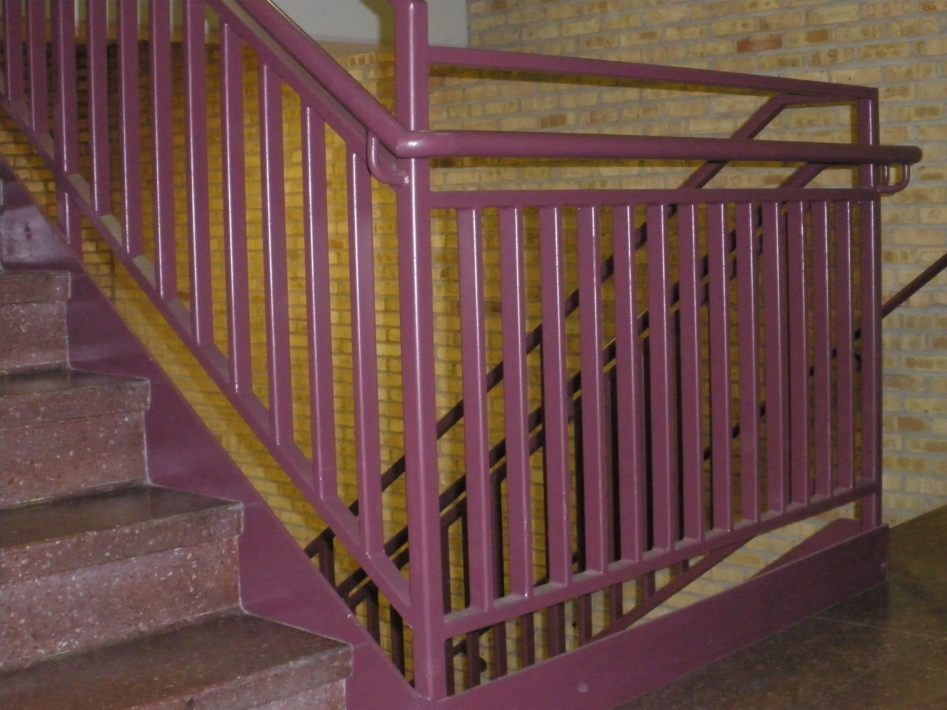 Railings Project - North Chicago Iron Works, Inc.