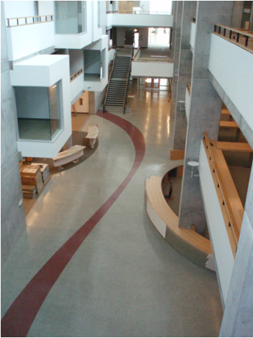 Floors - Interior - Associated Terrazzo Co., Inc.