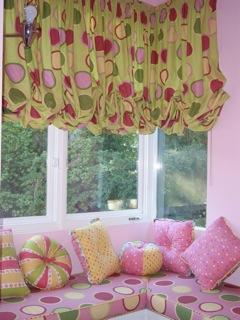 Children's Bedroom - Creative Window Solutions