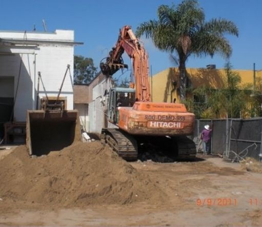 Demolition Contractors - Thomas Construction Coatings