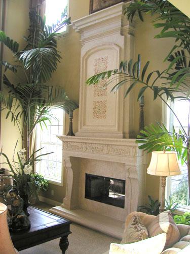 Fireplace Surrounds & Overmantels  - APS Precast