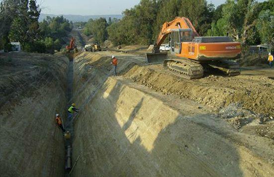 S & S Construction - Villaggio Sewer, Yorba Linda  - Alcon Colorado Engineering, Inc.