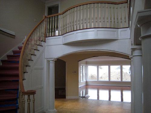... Wood Stairs   All American Stairs U0026 Railings ...