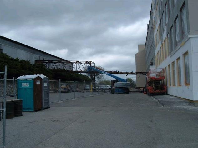 Building Demolition  - Patriots Environmental Corporation