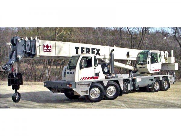 Hydraulic Truck Cranes - Bigge Crane and Rigging Co.