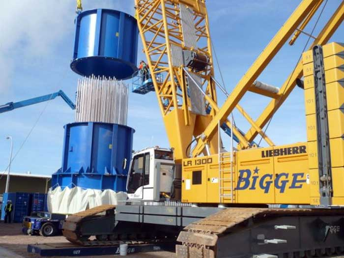 Bigge Crane And Rigging Co Video Amp Image Gallery Proview