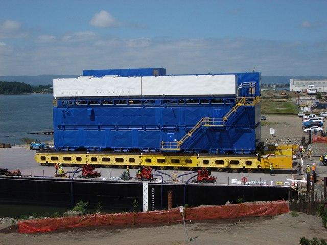 Cargo Transportation - Bigge Crane and Rigging Co.