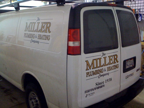 Vehicle Lettering & Wraps - Signs PDQ, Inc.