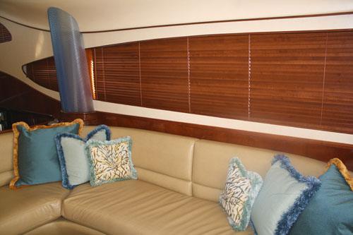 Custom Blind Installations & Custom Pillows