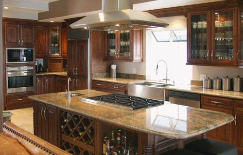 Kitchen Cabinetry - J & K Cabinets