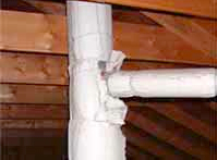 Asbestos Covered Vent Pipe - A S A P Inc.