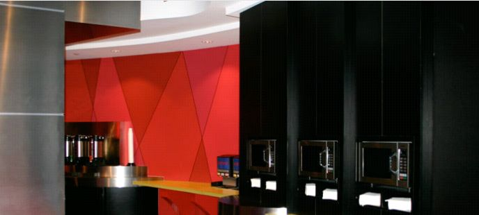 Commercial Millwork - Prime Design Architectural Cabinetry & Millwork