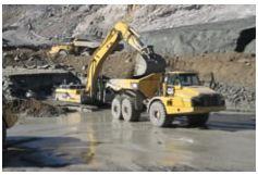 Lehigh Onsite Mud Haul - SCQ Construction A Div. Of Stevens Creek Quarry, Inc.