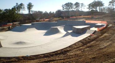 Marsh Creek Skate Park - Diamond Contracting Incorporated