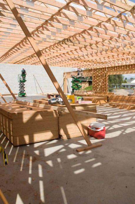 Carpentry Contracting - Kropf Construction, Inc.