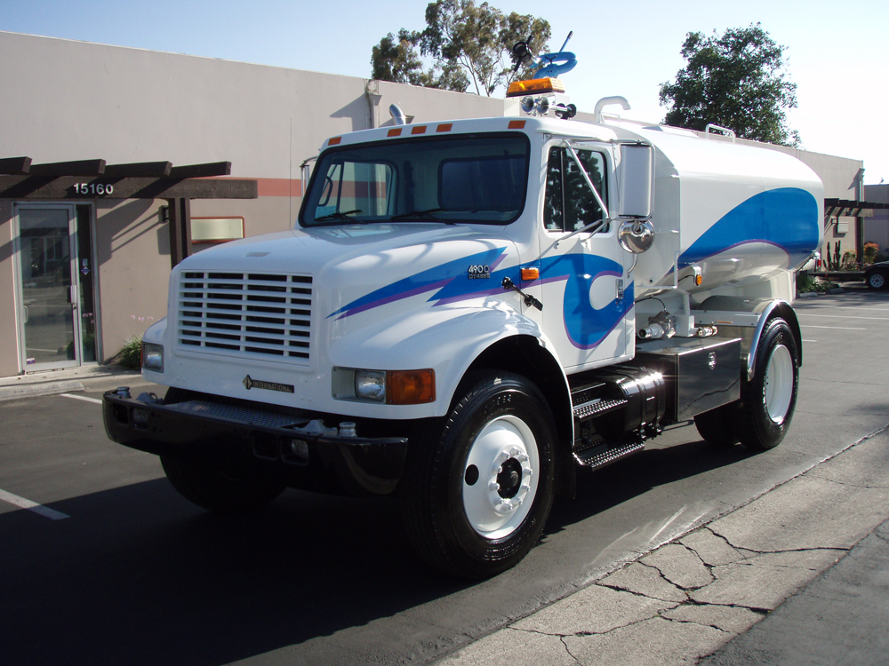 H2O to Go Water Trucks - H2O To Go