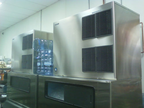 Ice Machines - Just In Time Refrigeration