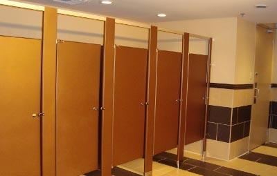 Women's Room - Orange Tree Golf Resort Scottsdale - Arizona Washroom Partitions