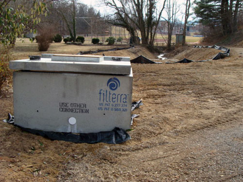 Filtera System Installation - Longenecker Excavation Inc.
