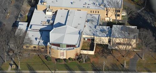 Congregation B'Nai Israel - Bridgeport, CT  - Domack Restoration, L.L.C.