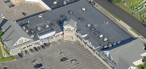 Tunxis Plaza - Fairfield, CT  - Domack Restoration, L.L.C.
