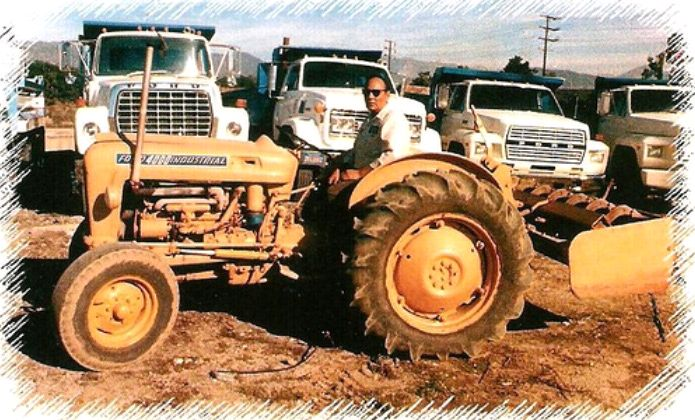 Excavation Equipment - Alarcon and Sons