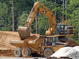 Site Development & Excavation Services