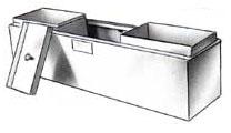 EM Nitrogen-Burst Photographic Developing System - Model 425 - California Stainless Mfg., Inc.