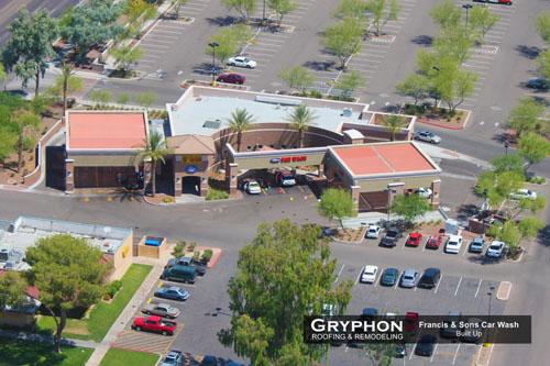 Gryphon Roofing Phoenix