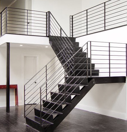 Steel Railings & Stairways  - Little Washington Fabricators, Inc.