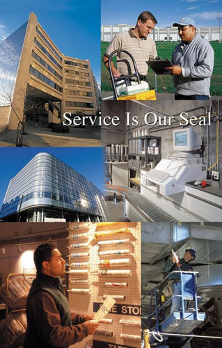 Service Is Our Seal - D.M. Figley Co., Inc.