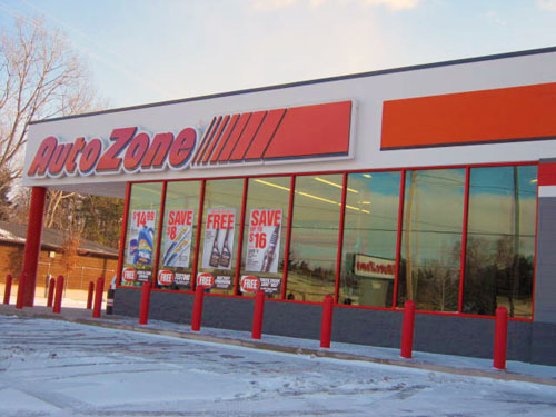 Auto Zone - Sanilac Steel, Inc.