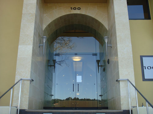 Building Entrance - Signature Glass & Windows, Inc.