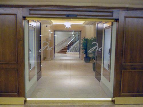 Automatic Sliding Doors 2 - Pasco Doors