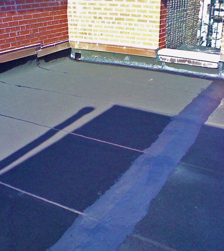 SBS Roofing Repairs & Installation  - Ideal Roofing & Sheet Metal Corp.