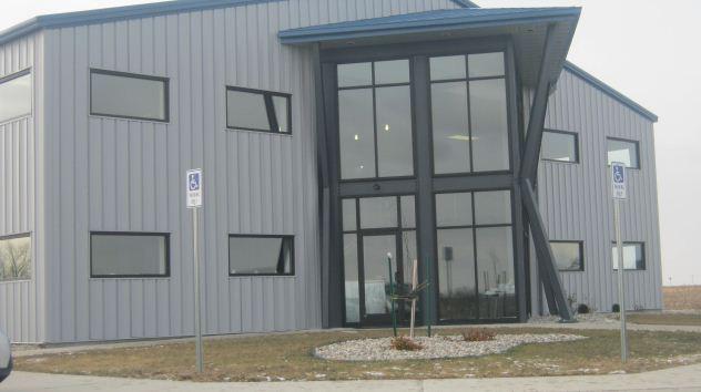 Zentx Prefabricated Steel Building  - Buckey's Contracting and Service Inc.