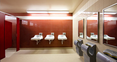 Bathroom Partitions - Inland Empire Architectural Specialties Inc.