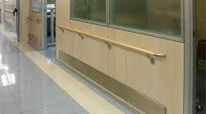 Wall with Handrail  - Inland Empire Architectural Specialties Inc.