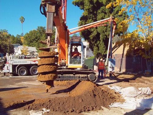 Drilling - Innovative Construction Solutions