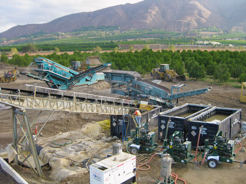 Landfill Removal  - Innovative Construction Solutions