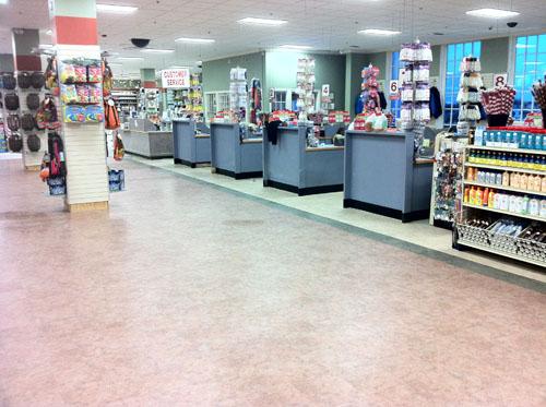 Christmas Tree Shop: Middleton, RI - Robinson Flooring