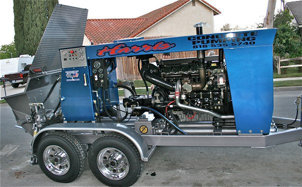 Harris Concrete Pumping Video Amp Image Gallery Proview