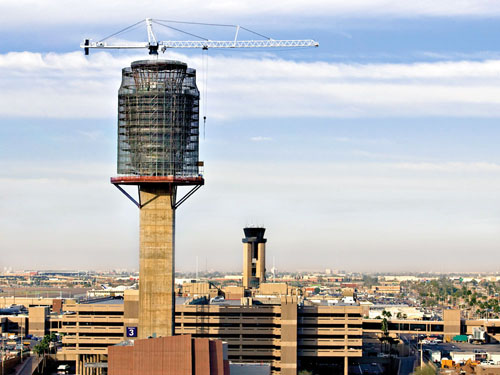 PHOENIX AIR TRAFFIC CONTROL TOWER  - Safway Services, LLC