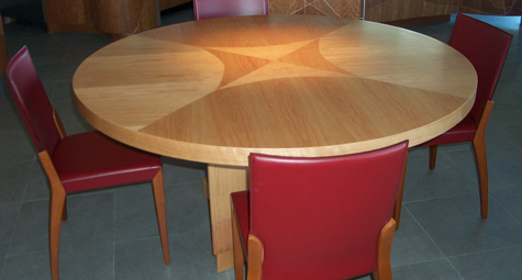 Cherry Wood Table