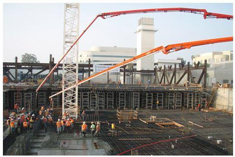 McCarhty Building Companies  - JLS Concrete Pumping & Conveying