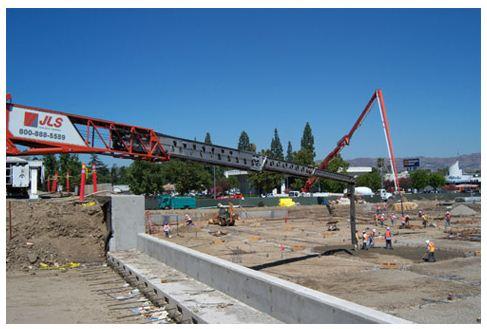 Frank Petrilli & Son Inc. - JLS Concrete Pumping & Conveying